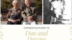 Announcement -- Don and Dawna Johnson