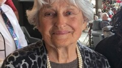 Announcements -- Memorial Held for Mary Getto Carter