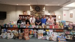 Annual Rotary Christmas Drive for homebound seniors has begun