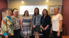 AAUW Gives Awards