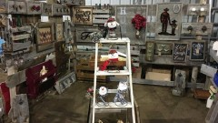 Found in Fallon: The Sage Brush Sisters Christmas Boutique