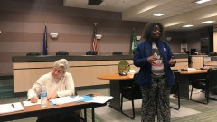 Local Democrats discuss plans for caucus