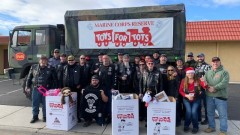 Toys for Tots - 9th Annual Toy Run