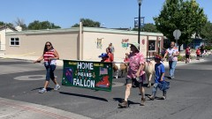 4th of July parade results