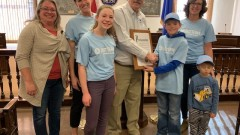 Community Service Week Kicks off with Proclamation