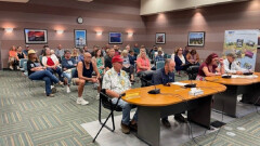 Commissioners Face a Frustrated Public