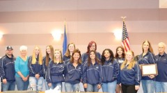 Commissioners Recognized Local Champions – Oasis Bighorns and Fallon Greenwave