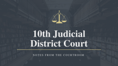 District Court News