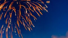 Dry Conditions and Fireworks Hazards