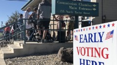Early Voting Turnout Strong