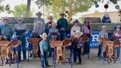 Fallon Lion Club Jr. Rodeo Results