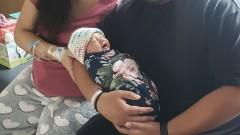 Fallon's Firstborn -- It's a Girl!