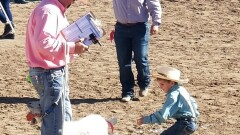 Get Geared  Up -- It's Junior Rodeo Time