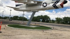 Jet Park Dedicated to the Military Community