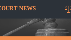 Justice Court News for Monday, October 18