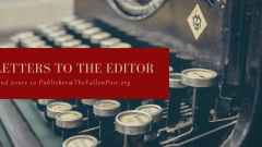 Letter from the editors -- Fallon Media Responds to Community on Fatal Crash