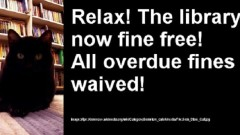 Library Fine Free