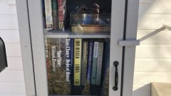 Little Free Library -- Another Service Initiative