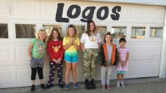 Logos Students Learn to Give to Others