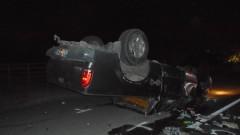 Man Dies in Single-Vehicle Accident on McLean Road