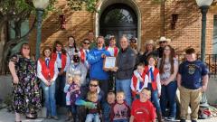 Mayor Tedford Proclaims April Grange Month