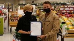 NAS Fallon Commissary wins national recognition