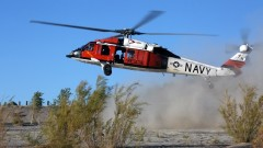 NAS Fallon SAR Conducts Rescue at Double Hot Springs north of Gerlach, Nevada