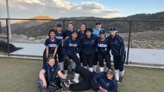 Oasis Softball Dominates All League Team
