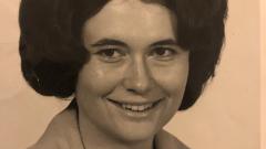 Obituary -- Christina Marie Vesely Turner