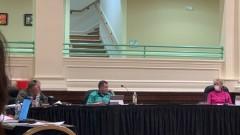 School Board Hears from Numa PBIS Team — Starts Budget