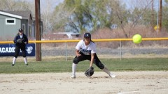 Senior Day for Oasis Academy Softball