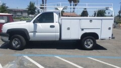 Sheriff Seeks Information -- Stolen Vehicle
