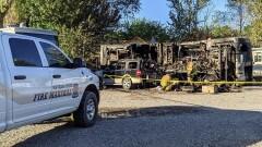 Sheriff Statement on Fallon RV Fatal Fire