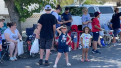 Small-town Independence Day - Parade Winners