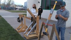 Student Work -- Mr. Sorrensen's Physics Class