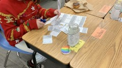 Student Work - Numa 4th grade, Mrs. Johnson