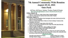The Community-Wide Reunion - Hottest Ticket in Town This Weekend