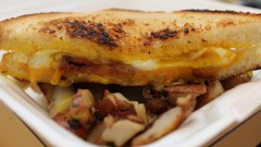Viviane's Review -- Courtyard Café and Bakery