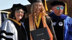 WNC Fallon Grad Jump Starts Career with Dancing
