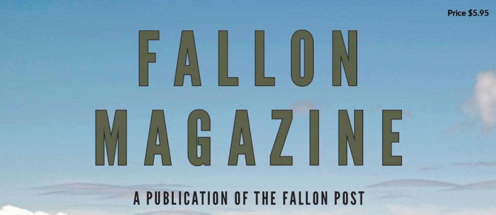 Fallon Magazine --February 2021