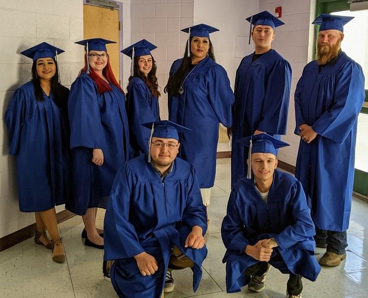 Adult Ed Graduation