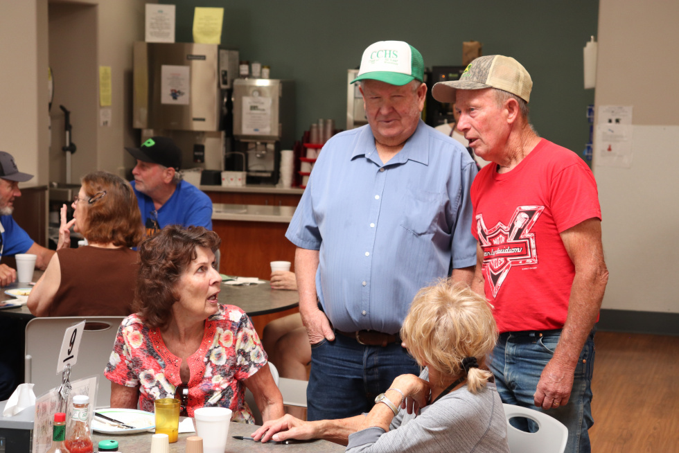 New Memories Made at Community Reunion