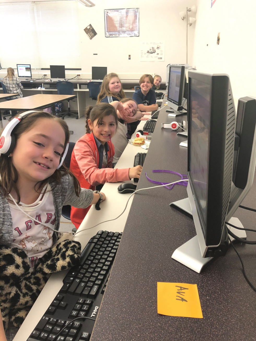Girls Who Code - More Innovation from ChurchillCSD