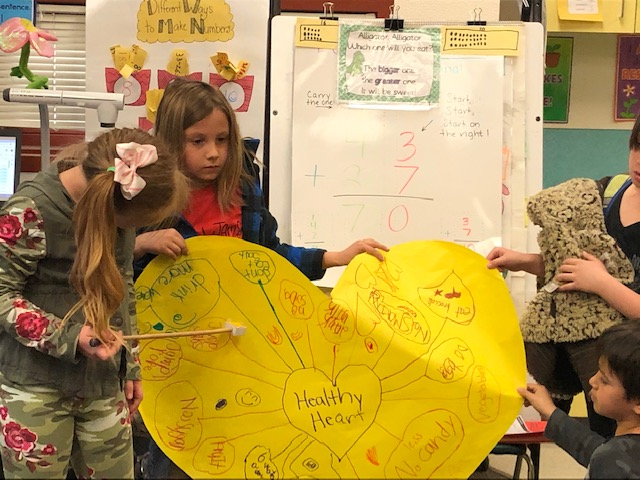 CCSD Students Raise $12,000 for Heart Health