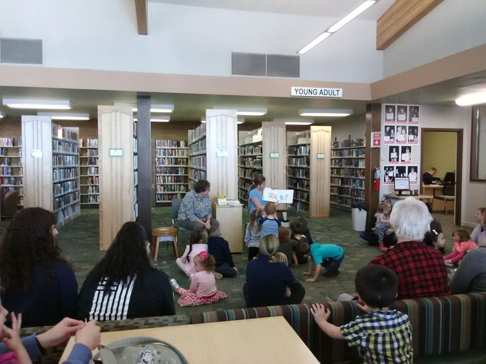 Internship at Library Offers Students On-the-Job Experience