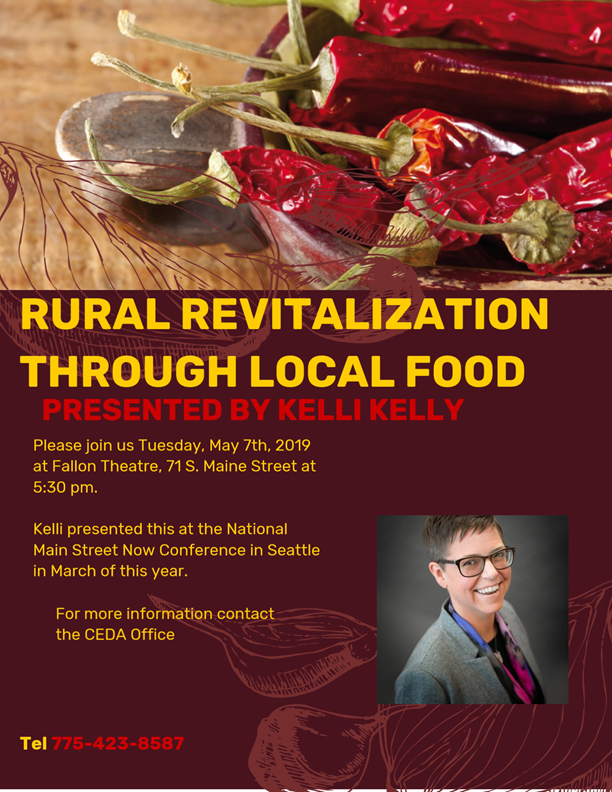 Downtown Revitalization Presentation Tonight