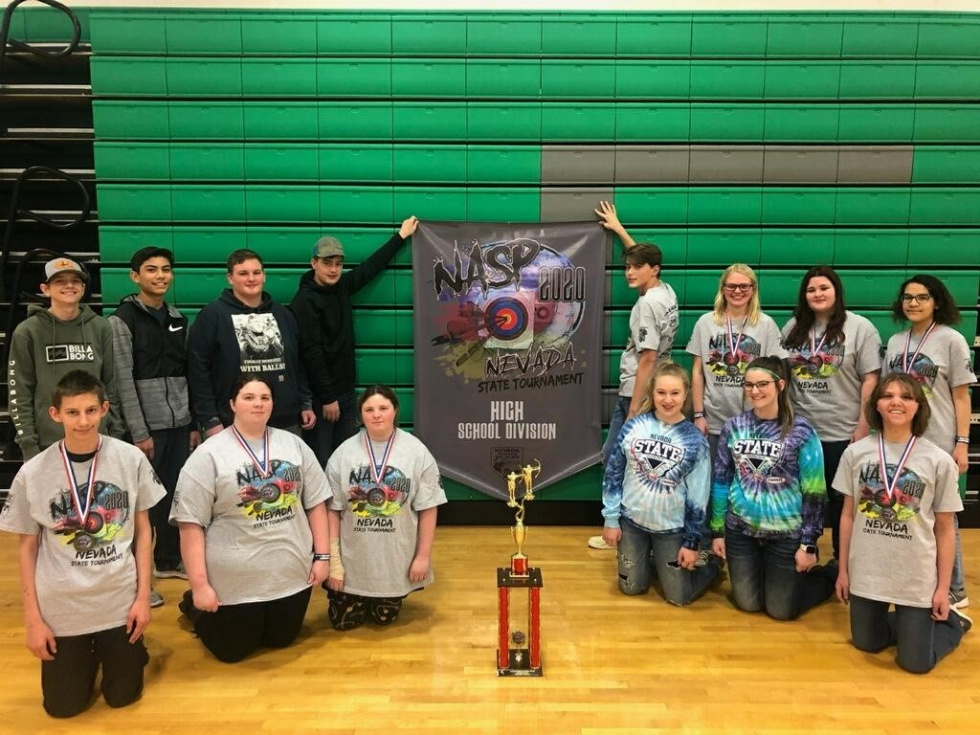 High School Archery Club Takes State Championship