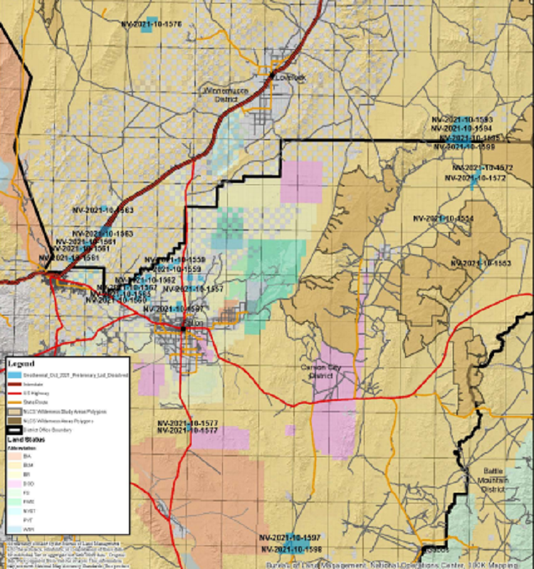 BLM moving forward with October geothermal lease sale