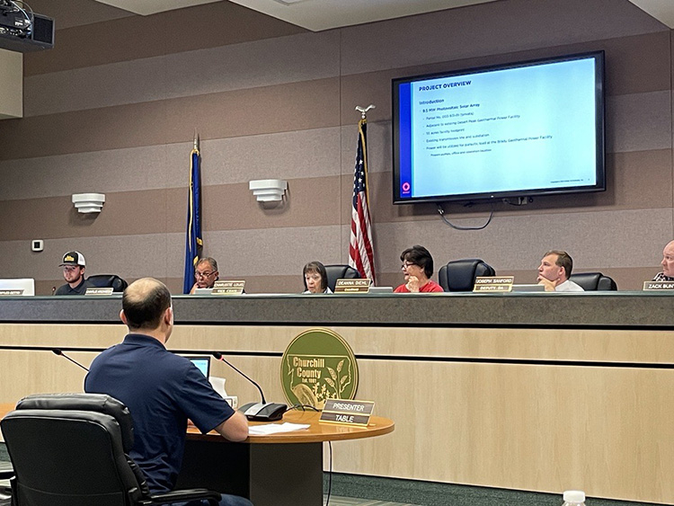 Business Expansions Hot Topic at Planning Commission