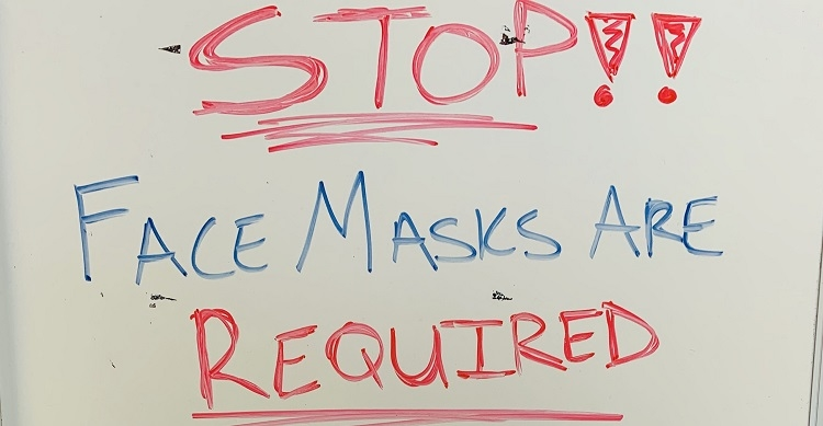 Business NOT as usual: Masks, OSHA, & Lost Sales